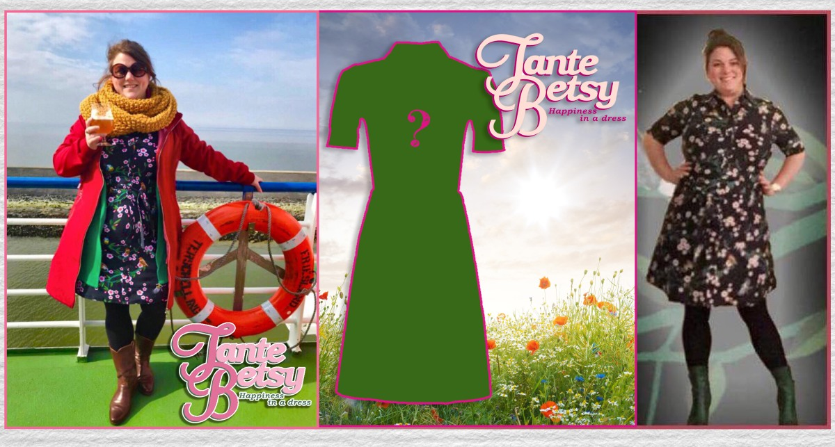 Blozend blij van Tante Betsy's Bloms, Birds en Blossoms